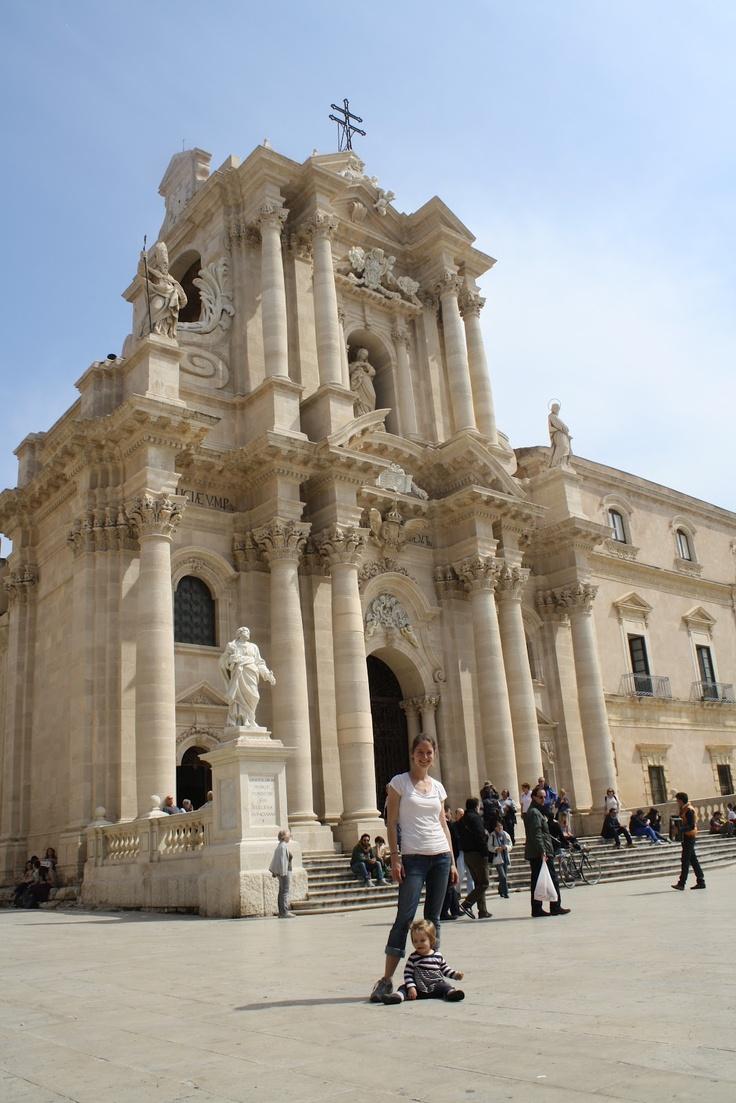 Ortigia town
