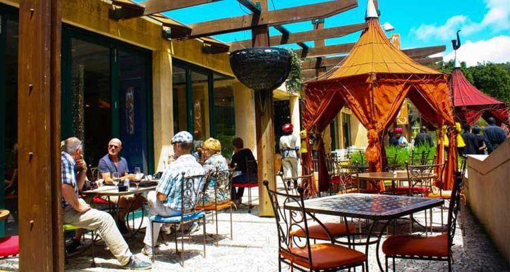Best African restaurants in Cape Town: Moyo Kirstenbosch
