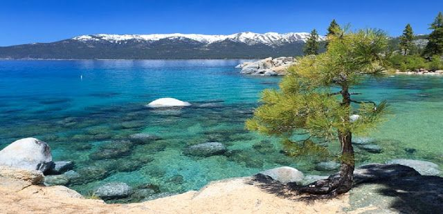 Best Northern California Getaways // Lake Tahoe