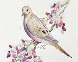 Image result for painting dove