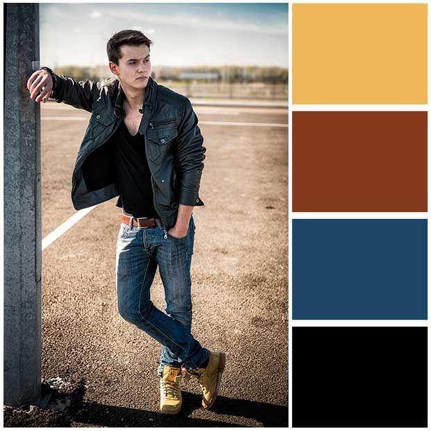 Las 25 mejores ideas sobre combinar ropa hombre en - Combinar colores pared ...