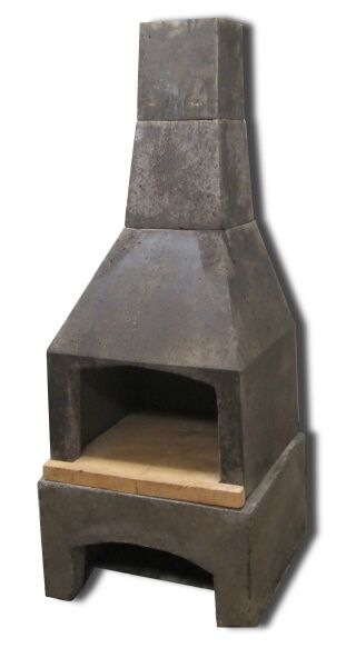 The Fiamma50 modular outdoor fireplace kit is easy to install, while offering the authentic look and durability of a site built brick outdoor fireplace.
