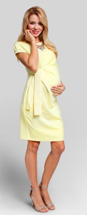 Happy mum - Fantasie banana платье для беременных