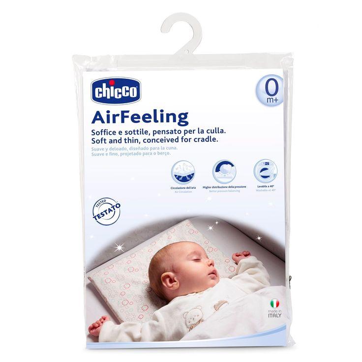 Travesseiro airfeeling | Hora de Dormir | Site Oficial Chicco.com.br/ website