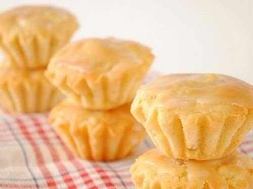 Простые и вкусные кексы со сгущенкой