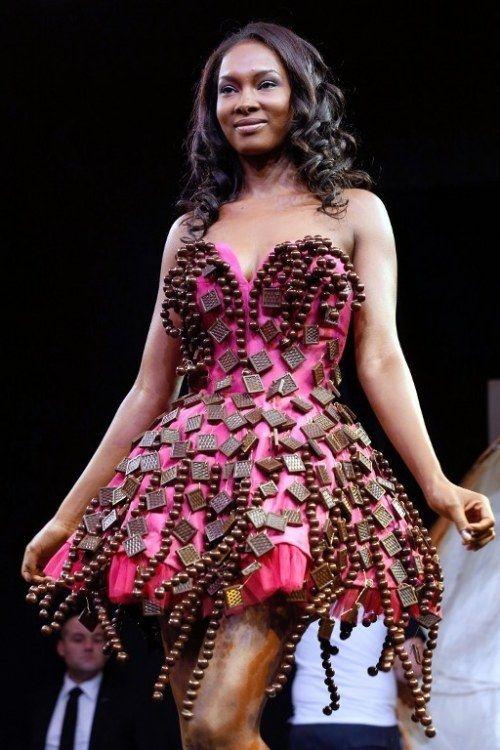 images chocolat fashion -