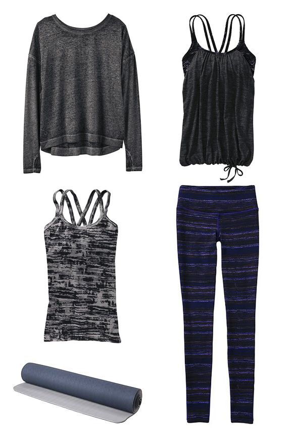 unruly things | currently coveting : everything yoga from Athleta