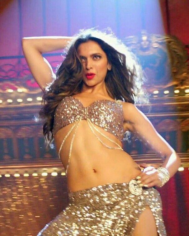 Deepika@In lovely song