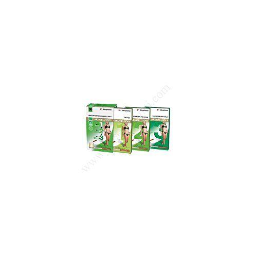 Arkopharma Agriculture Bio Programme Minceur Coffret Détox + Starter Minceur + Booster Minceur 3 x 10 Ampoules: phytothérapie Bio…