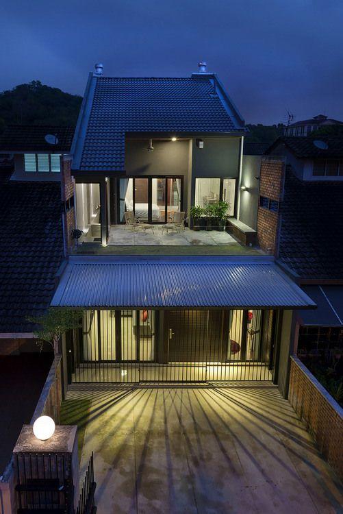 23 Terrace | Nhà ở Kuala Lumpur, Malaysia – DRTAN LM Architect | KIẾN TRÚC NHÀ NGÓI