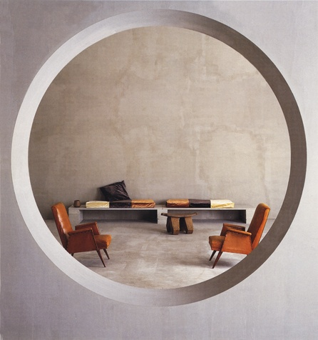 Lyndsay Milne McLeod: Concrete; World of Interiors