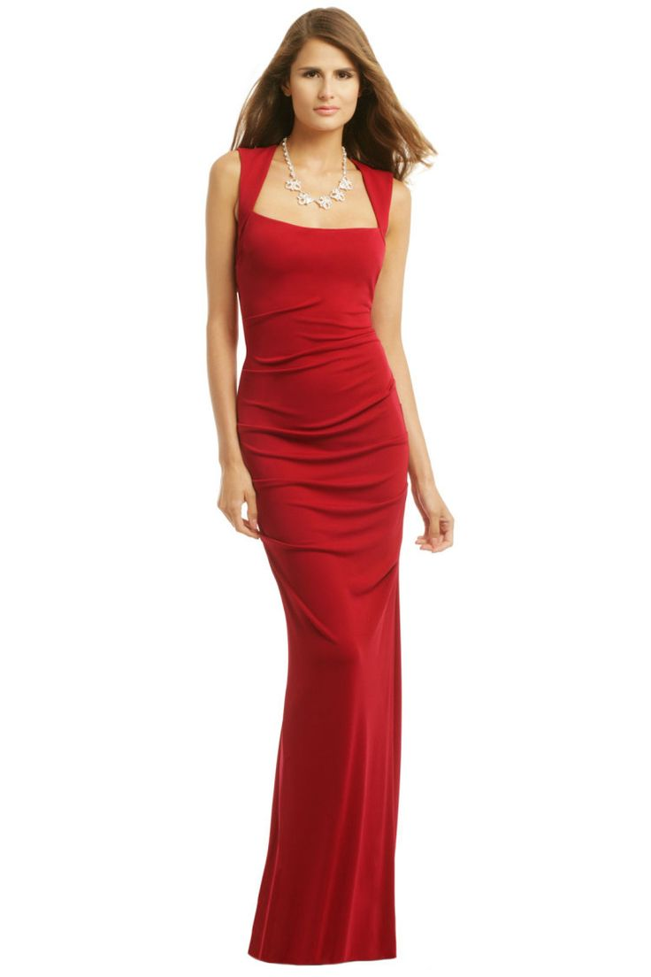 118 best Stunning Red Dresses images on Pinterest | Party wear ...