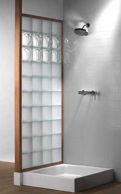 SAVERBAT Panneaux en briques de verre - Joint silicone