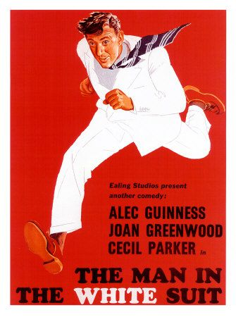 Alec Guinness did much more than Obi-Wan. This is my favorite film of his. Direct by the fantastic Alexander Mackendrick (watch all of his movies.)