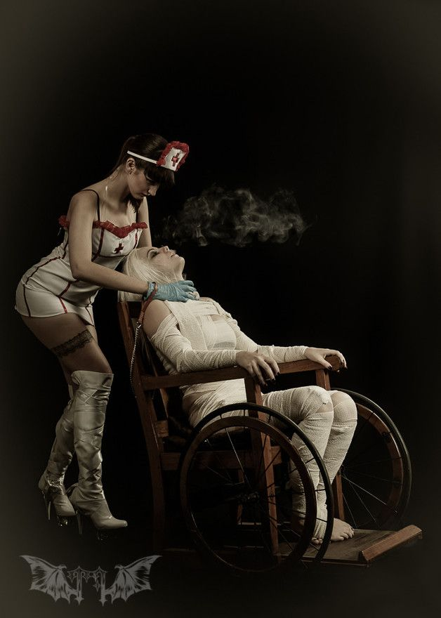 The Wicked Nurse Theme shot for Emalyth See more here http://emalyth.co.za/wicked-nurse/2013/04/13/