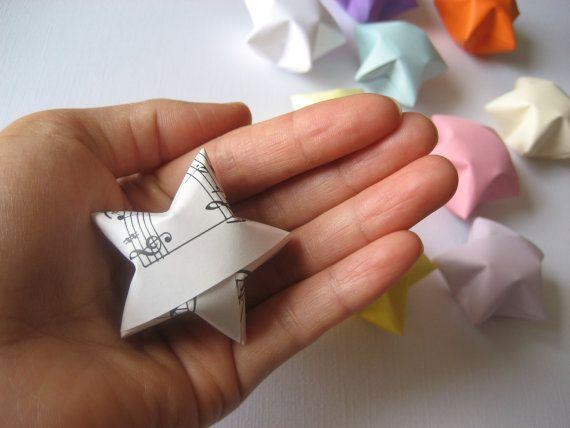 Les moineaux de la mariée: DIY : Jolies étoiles