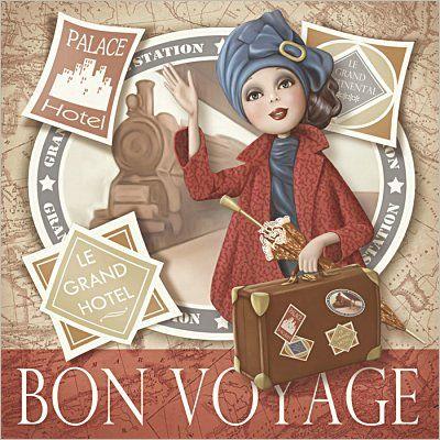 Cartes postales Designer : Nina De San