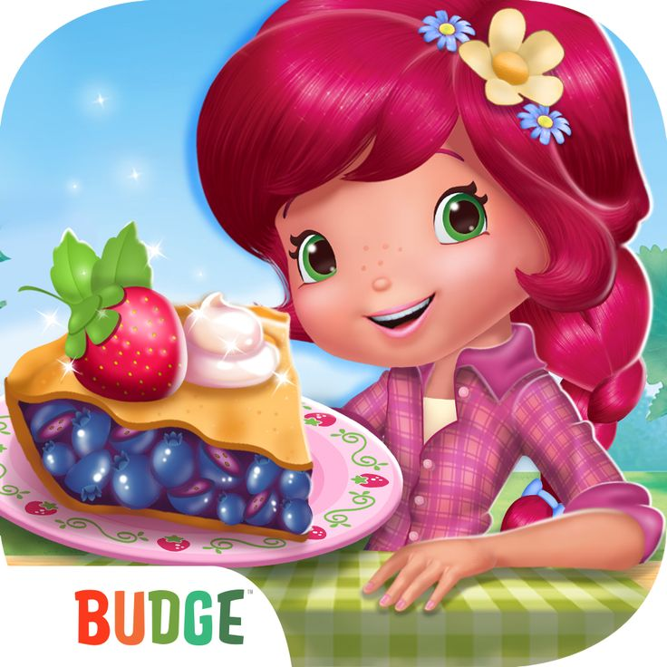 Strawberry Shortcake Food Fair Kids App  Strawberry Shortcake is at the Berry Bitty City Food Fair serving up berrylicious treats, and her friends are giving out prizes to the Best in Show. Using their favorite ingredients, kids can earn spectacular decorations for their food booth. So let's get cookin'!
