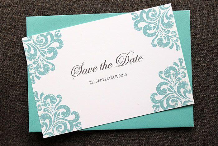 Ihr möchtet eure Save-the-Date Karten drucken lassen? Hier findet ihr tolle Designs und Vorlagen von verschiedenen Kartenanbietern. Inspiration pur!
