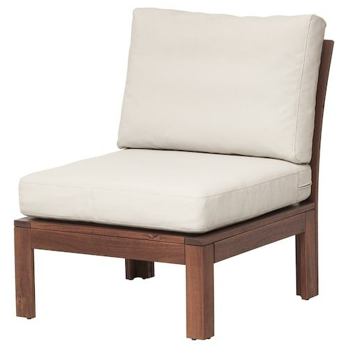 Poltrone Relax Ikea.Ikea Applaro Poltrona Da Giardino Mobili Terrazzo Nel 2019