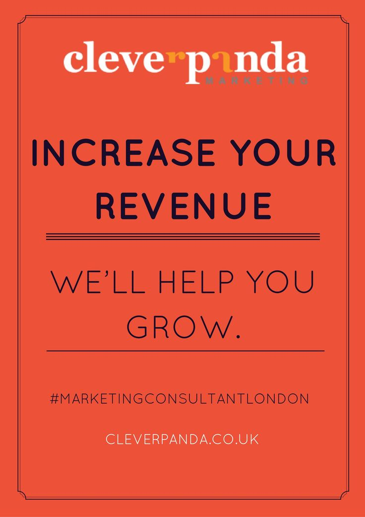 Proven Marketing Systems 95 % of the clients I have worked with over the years are missing AT LEAST two out of the four critical, proven marketing systems that are necessary to achieve maximum business growth. Get Started Now STOP LOSING CUSTOMERS TO YOUR COMPETITION GET A FREE CONSULTATION  Connect With Us http://cleverpanda.co.uk/ #marketingconsultantLondon #facebookadvertising #displayadvertising #emailmarketing #localsearchoptimization #reputationmanagement #retargeting #socialmediama