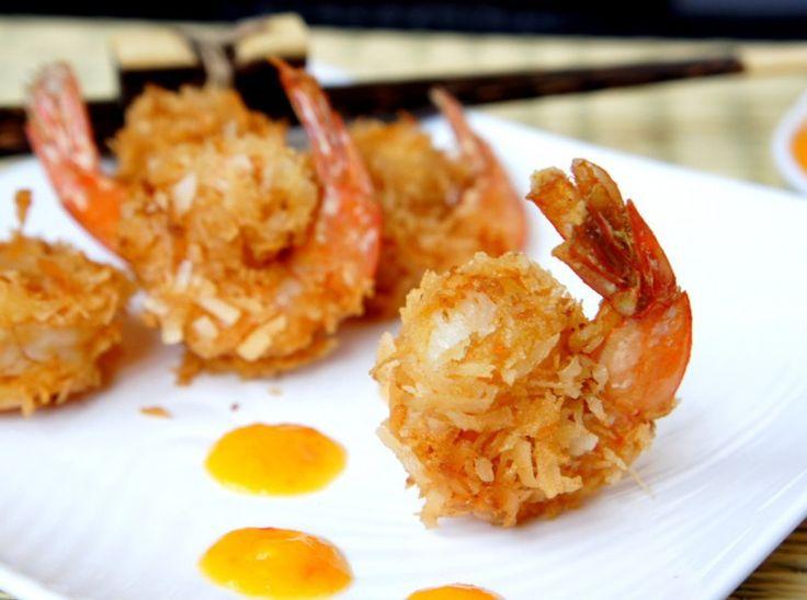 Что съесть на 100 калорий: 6 рецептов простейших закусок.  Креветки с карри  Кто не любит морепродукты! Попробуйте приготовить эти пикантные креветочки с карри, и они будут сниться вам ещё не одну ночь!