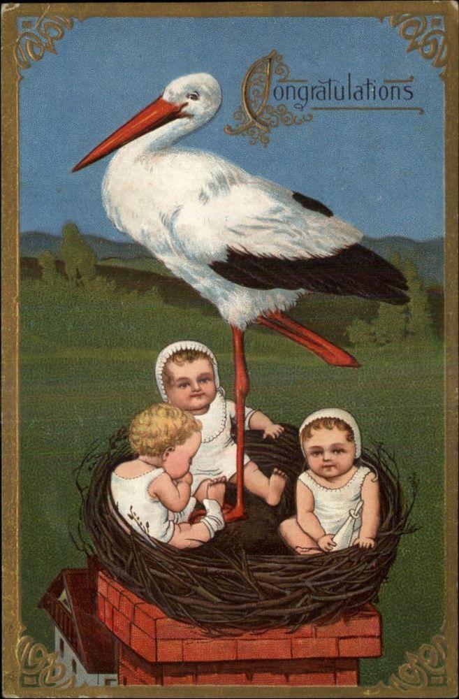 Надписями, с рождением тройни открытки