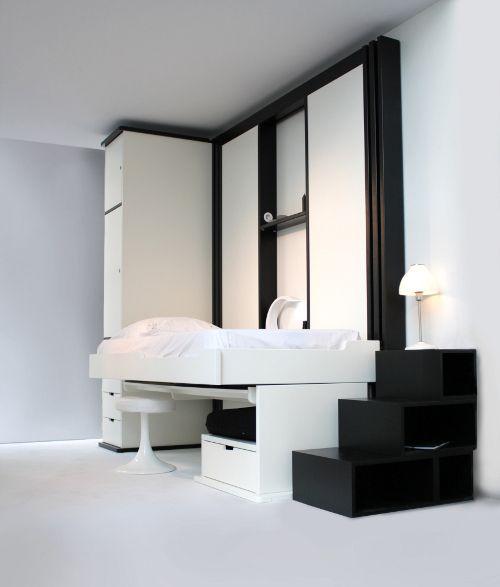 Le lit Triptyque - Espace Loggia