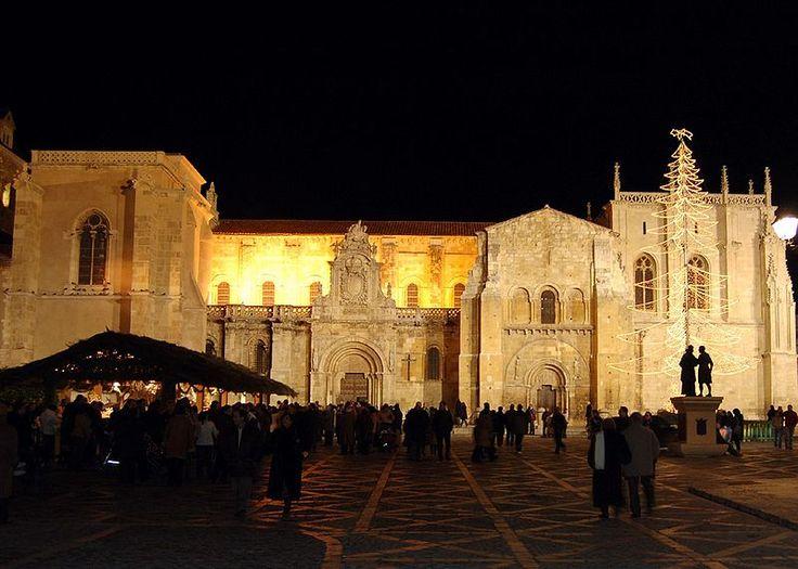 Basillica of San Isidoro, Leon