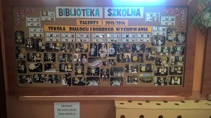 Talenty 2015/2016 - Szkoła Dialogu i Dobrego Wychowania