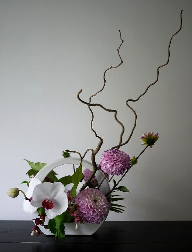 471 besten flower deko bilder auf pinterest blumenvasen christbaumanh nger und deko ideen. Black Bedroom Furniture Sets. Home Design Ideas