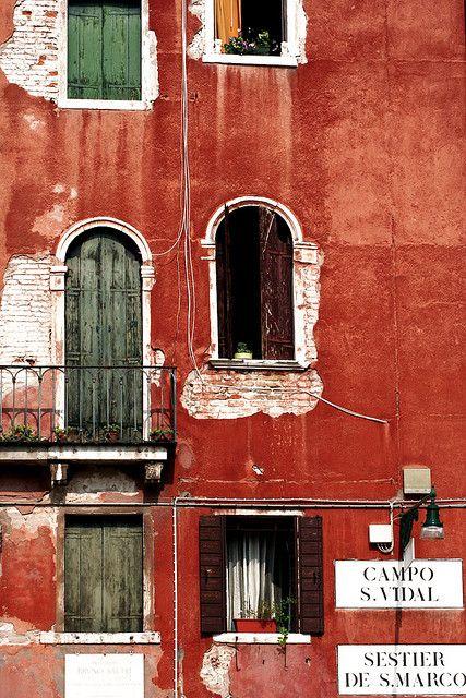 San Marco district, Venice. Photo by aur.