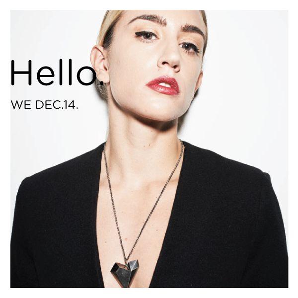 Hello. We Dec.14.