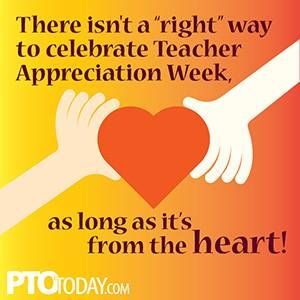 It's Hard To Go Wrong When Thanking Teachers