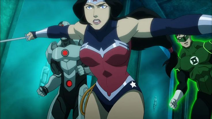 dc nation wonder woman justice league war animated movie | justice-league-throne-of-atlantis-gl-wonder-woman-and-cyborg.png