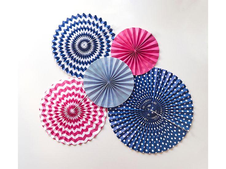 Prachtige combinatie van blauw en roze voor bijvoorbeeld een babyshower, kraamfeest of verjaardag! @kekstyle