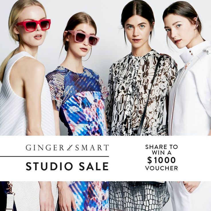 Our Studio Sale starts tomorrow at 55 Mentmore Ave, Rosebery. Like and share this post to go into the draw to win $1000 wardrobe at the opening VIP night, tomorrow 5pm till 8pm. See you there…