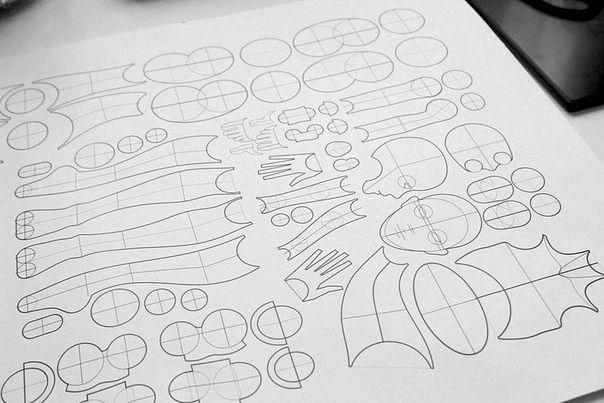 БЖД ; 1 Бумажный 3D каркас ✂ 2 Техника- из 2д, в 3д . Бумажный каркас+скульптурный пластилин Архивированная тема ШАРНИРНАЯ КУКЛА http://ok.ru/svamimaste/topics/1221509422?st.cmd=altGroupForum&st.tagId=1221509422&st.groupId=54544642801684&st.referenceName=svamimaste&st._aid=AltGroup_TopicTagMainPage и альбом в группе ШАРНИРНАЯ КУКЛА КНИГИ МК http://ok.ru/svamimaste/album/54601715679252 Н...