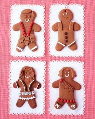 Christmas Cookie Recipes: How to Make Gingerbread Kids