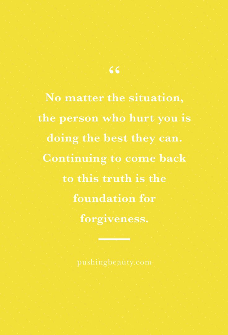 Forgiveness 7 Steps to Healing After Someone s Hurt You Forgive Quotes