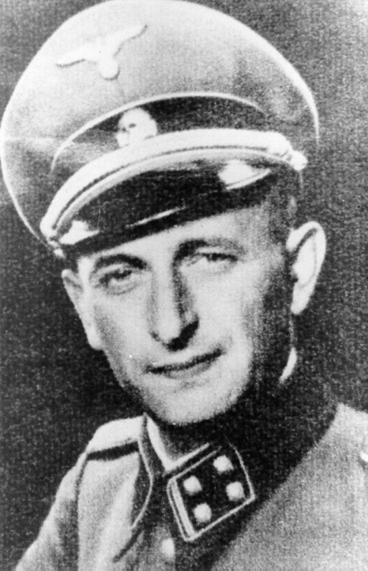Adolf Eichmann 1906-1962