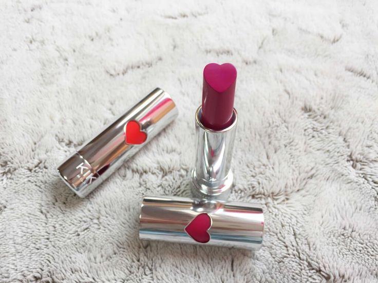 Les rouges à lèvres Endless Love de Kiko - Mllewondermel