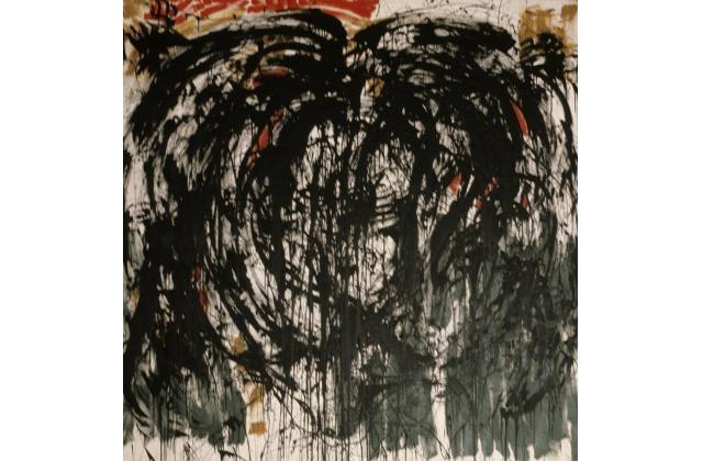 Richard Mill | RM1417 | Acrylique sur toile (acrylic on canvas) |2005