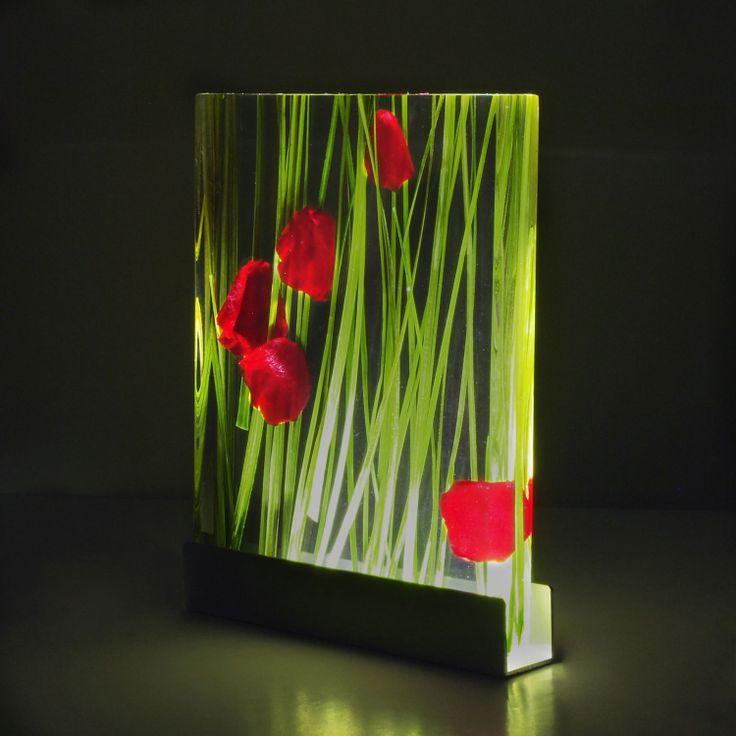 Decorative Acrylic Panel Decorative Acrylic Panel With