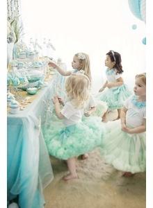 cinderella / princess party dress/pettiskirt so cute! from pink taffy