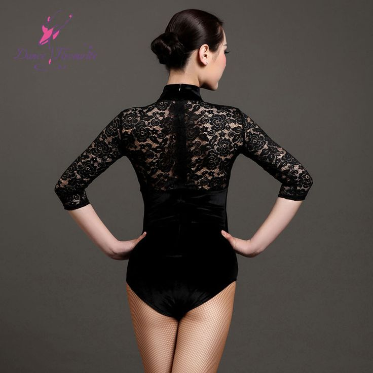 Find More Ballet Information about Mid length lace leotards for dancing women's velvet body Latin ballet dance leotard for practice or performance 5 sizes GB013,High Quality leotard metallic,China leotards gymnastics Suppliers, Cheap leotard dress from Love to dance on Aliexpress.com