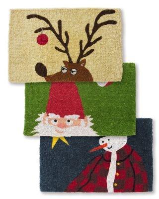 Hable Holiday Doormat