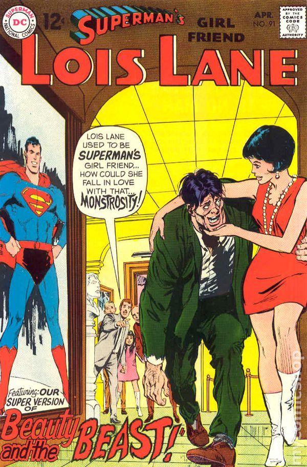 From DC Comics itu0027sSupermanu0027s Girl Friend Lois