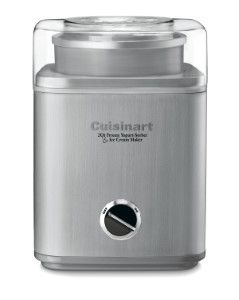 Cuisinart Pure Indulgence® 2-Qt. Frozen Yogurt-Sorbet & Ice Cream Maker