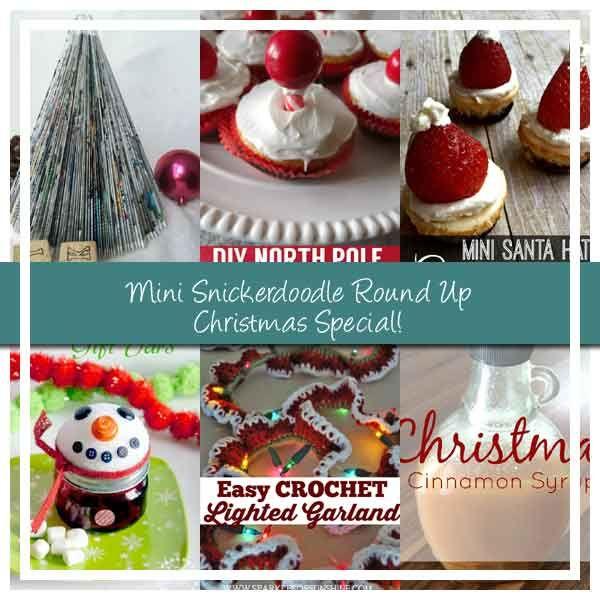 Creative Crochet Workshop: Snickerdoodle Mini Round Up #11